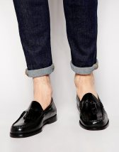 G.H Bass €153.24 - Larkin Tassle Loafers http://bit.ly/1rOaTpw