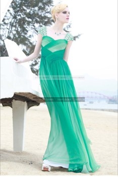 €269 - Sweetheart Long Jade Celebrity Dresses http://www.fannycrown.com/sweetheart-long-jade-celebrity-dresses.html