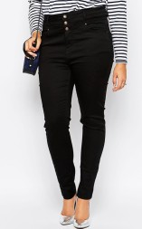 New Look €35.20 - Inspire Highwaisted Supersoft Skinny Jeans http://bit.ly/1S00fWi