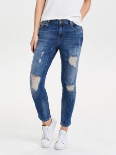 ONLY €69.95 - Gemma Girlfriend Straight Fit Jeans http://bit.ly/1P8vry2