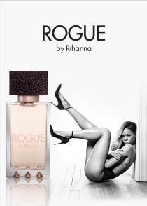 Rogue perfume by Rihanna