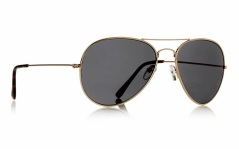 Topman €12.77 - Gold Aviator Sunglasses http://bit.ly/1793w36
