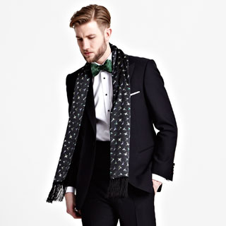 Thomas Pink € 925.88 - The Black Dickens Suit http://tinyurl.com/ke22bz9
