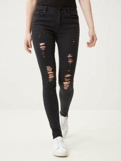 Vero Moda €39.95 - Seven Destroyed Skinny Jeans http://bit.ly/1Utpqm8