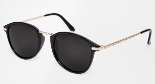 Reclaimed Vintage €28.57 - Round Sunglasses http://bit.ly/144TlKX