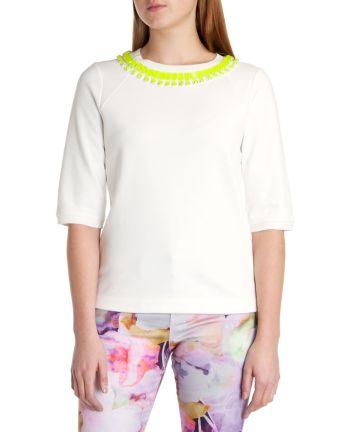 Emmlee €125 - Embellished Sweater http://tinyurl.com/kpzarx8
