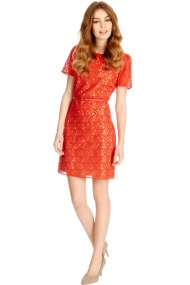 Oasis €56 - Lace A Line Skater Dress http://tinyurl.com/oettpzy