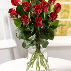 Marks & Spencer Fairtrade Roses, €26 (available in store)