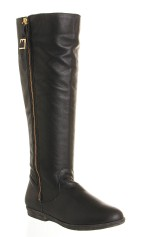 Office €125.32 - Nautical Knee Boot http://bit.ly/1ztLlQQ