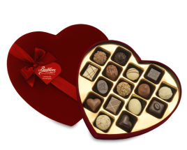Butlers €16 - Heart-shaped Box of 16 Chocolates http://bit.ly/1StfOJ4