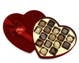 Butlers €16 - Heart-shaped Box of 16 Chocolates http://bit.ly/1StfOJ4