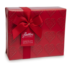 Butlers €12.99 - Valentine's Ballotin Chocolate 320g http://bit.ly/1yZmPF5