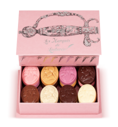Ladurée €25 - Camees Epee Box of Chocolates (in store)