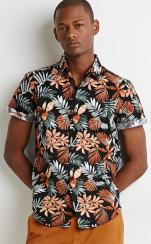 Forever 21 €18 - Tropical Print Shirt http://bit.ly/1iJj0QP