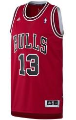 Adidas €60 - Chicago Bulls Replica Jersey http://bit.ly/1Qnm3sR