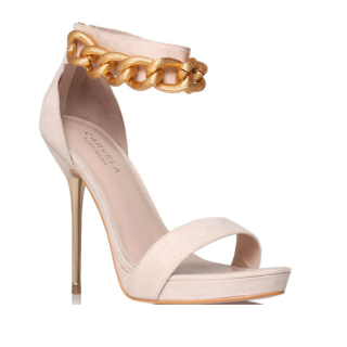 Carvela €110 - GLIB High Heel Sandals http://www.brownthomas.com/carvela/glib-high-heel-sandals/invt/880x10004x3994424799