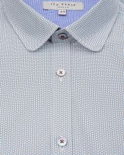 Hexspot Hexagon Print Shirt - €105 http://tinyurl.com/HEXSPOT