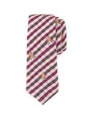 Geechek Pheasant Check Tie - €75 http://tinyurl.com/GEECHEK