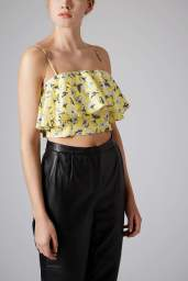 Topshop €33.75 - Flower Frill Bralet http://tinyurl.com/nmw5k9d