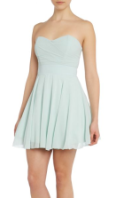 TNFC €54.60 - Strapless Fit And Flare Dress http://www.houseoffraser.co.uk/tfnc+Strapless+fit+and+flare+dress/196835583,default,pd.html