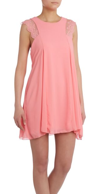 TFNC €48.55 - Fit And Flare Embroidered Lace Dress http://www.houseoffraser.co.uk/tfnc+Fit+and+flare+embroidered+lace+dress/197397368,default,pd.html