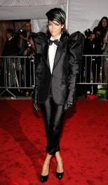 2009 MET Gala - wearing Dolce & Gabbana