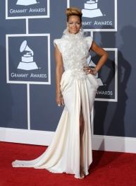 2010 Grammys - wearing Elie Saab