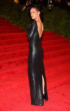 2012 Met Gala - wearing Tom Ford
