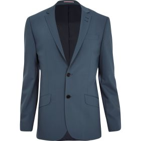 Grey Slim Suit Jacket €135 - http://eu.riverisland.com/men/suits/slim-fit/Grey-slim-suit-jacket-277696