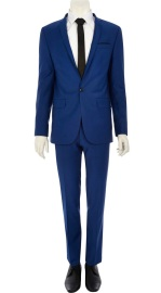 Cobalt Blue Skinny Suit Jacket €135 - http://eu.riverisland.com/men/suits/skinny-fit/Cobalt-blue-skinny-suit-jacket-277806