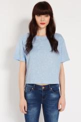 Oasis €25 - Jacquard Boxy T-Shirt http://www.oasis-stores.com/jacquard-boxy-t-shirt/tops/oasis/fcp-product/3190403518