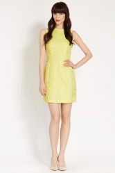 Oasis €81 - Emma A-Line Jacquard Dress http://www.oasis-stores.com/emma-a-line-jacquard-dress/dresses/oasis/fcp-product/3470119852