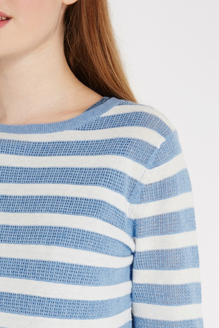 Stripe Jumper €44 http://www.oasis-stores.com/stripe-jumper/loved-by-mollie/oasis/fcp-product/3610200017