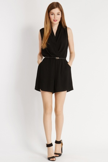 Cowl Wrap Playsuit €60 http://www.oasis-stores.com/cowl-wrap-playsuit/loved-by-mollie/oasis/fcp-product/4480001701