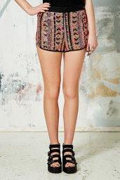 Minkpink €66 - Get Rhythm Sequin Shorts http://tinyurl.com/pb4wtym