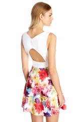 Oasis €81 - Delora Printed Skater Dress http://www.oasis-stores.com/delora-printed-skater-dress/dresses/oasis/fcp-product/5550077500