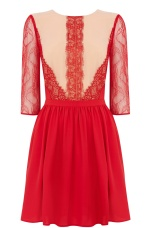 Oasis €94 - Adelina Lace Skater Dress http://www.oasis-stores.com/adelina-lace-skater-dress/dresses/oasis/fcp-product/5550079360