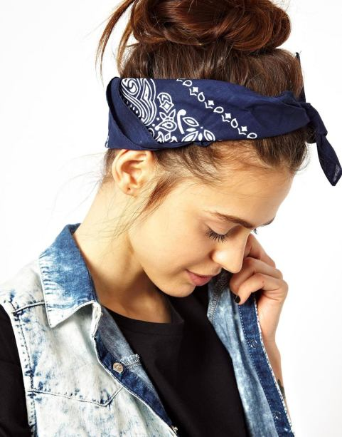 ASOS €8.43 - Bandana Print Headscarf Neckerchief http://www.asos.com/prod/pgeproduct.aspx?iid=3461950&WT.ac=ED|dest|prod&CTARef=Article|Product1