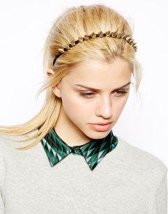 Johnny Loves Rosie €16.85 - Spike Headband http://tinyurl.com/otvnele