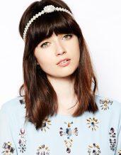 ASOS €11.24 - Faux Pearl Cameo Headband http://tinyurl.com/omqrwvq