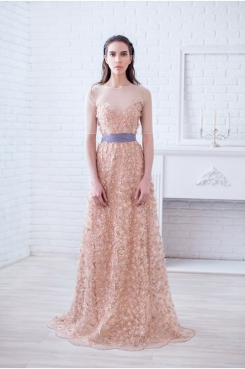 Floral Embellished Dress €1,296 http://phoenixanna.com/index.php?route=product/product&path=61&product_id=78