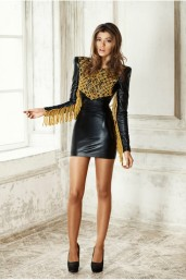 Leather & Rope Fringed Dress €835.47 http://phoenixanna.com/index.php?route=product/product&path=60&product_id=71