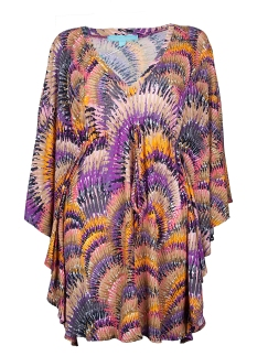 Trixie Graphic Kaftan €299 http://seagreen.ie/products-page/swimwear/melissa-odabash-6/