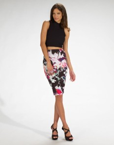 Floral Pencil Skirt - http://www.lipsy.co.uk/store/skirts/lipsy-floral-pencil-skirt/product-is-SK00957_130