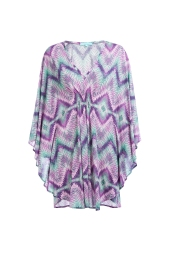Trixi Graphic Purple Kaftan €299 http://seagreen.ie/products-page/swimwear/melissa-odabash-11/