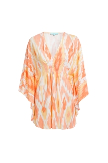 Trixi Ikat Kaftan €299 http://seagreen.ie/products-page/swimwear/melissa-odabash-13/