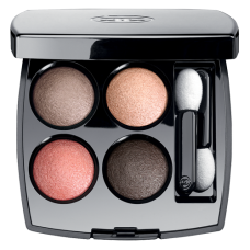 Chanel €49 - Les 4 Ombres Multi-Effect Quadra Eyeshadow http://www.houseoffraser.co.uk/CHANEL+LES+4+OMBRES+MULTI-EFFECT+QUADRA+EYESHADOW/121204610,default,pd.html