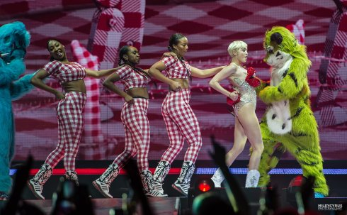 Miley Bangerz Tour