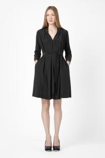 Wrap Tie Dress €89 - http://www.cosstores.com/ie/Shop/Women/Dresses/Wrap-tie_dress/46881-13315061.1#c-24479