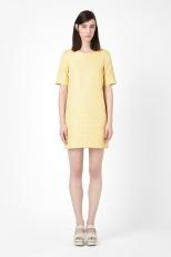 Textured Jacquard Dress €79 - http://www.cosstores.com/ie/Shop/Women/Dresses/Textured_jacquard_dress/46881-14186548.1#c-22755